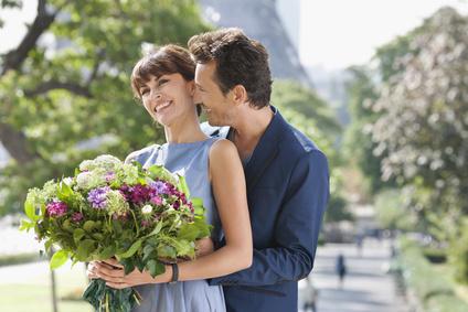 Partnerbeziehungen die im Frühling beginnen, sollen die Allerbesten ...